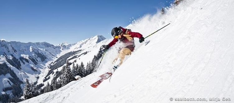 Saalbach Winter Ski Freeride