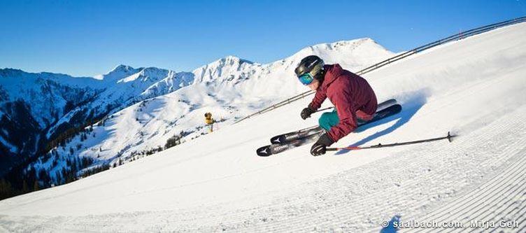 Saalbach Winter Ski