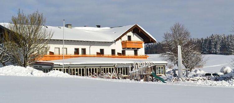 Saegewirt Hotel Winter