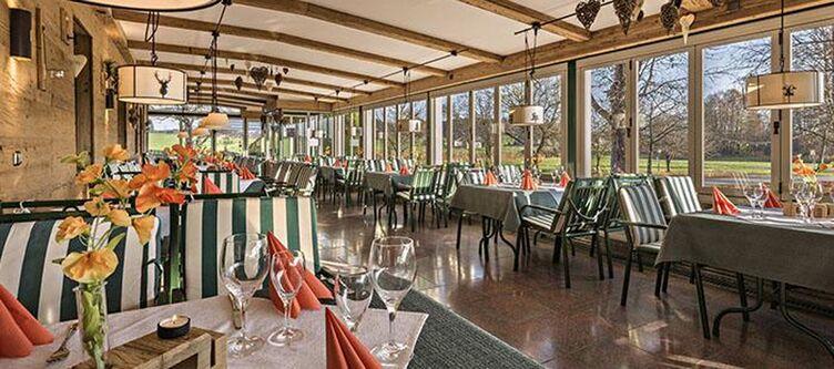 Saegewirt Restaurant Wintergarten