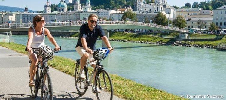 Salzburgtourismus Rad