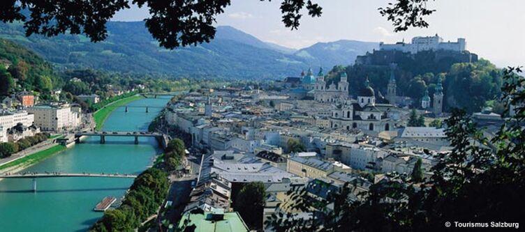 Salzburgtourismus Stadtansicht 1
