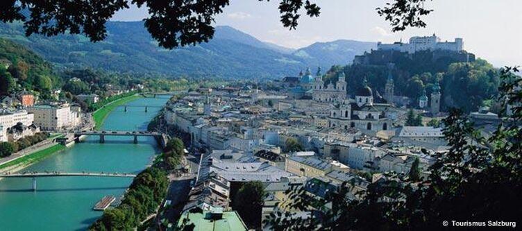 Salzburgtourismus Stadtansicht 2