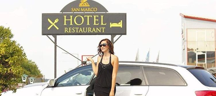San Marco Frau