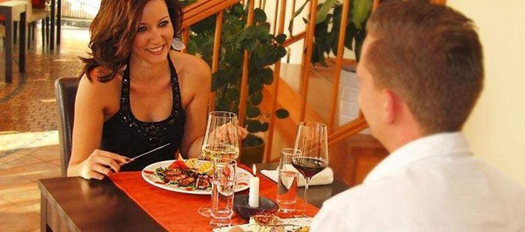 San Marco Restaurant Paar