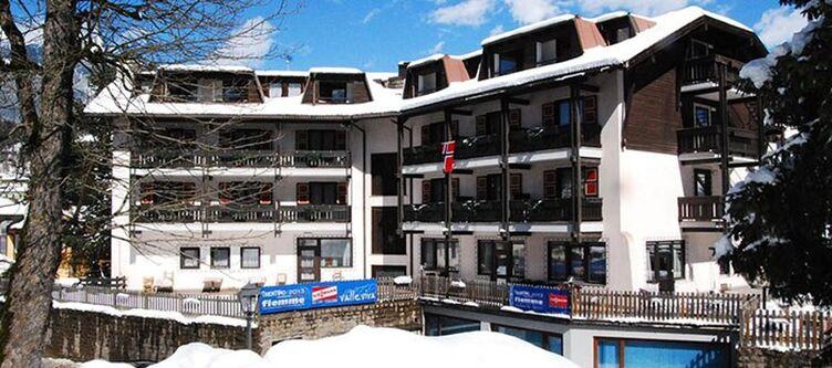 Sanvalier Hotel Winter