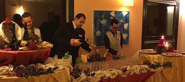 Sardegna Buffet Sekt
