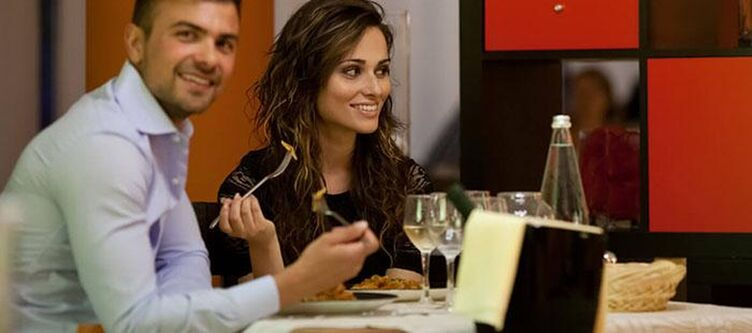 Sardegna Restaurant Paar