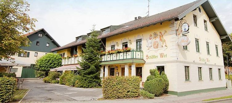 Schaefflerwirt Hotel