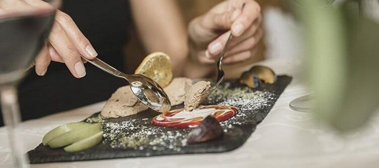 Schermer Restaurant Kulinarik Dessert