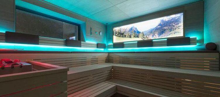 Schiff Wellness Sauna