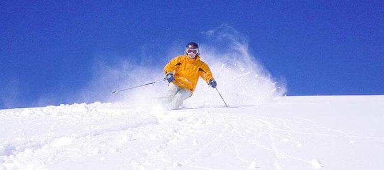 Schlehdorn Aktivitaet Ski