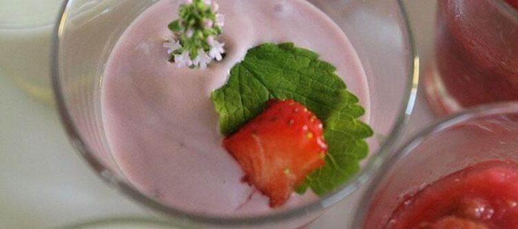 Schlossblick Kulinarik Dessert