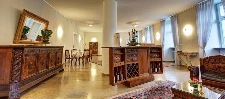 Schlosshotel Lounge