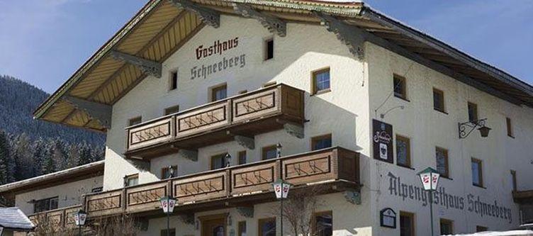 Schneeberg Hotel Winter
