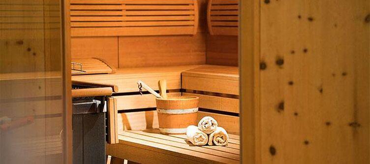 Schoepf Wellness Sauna