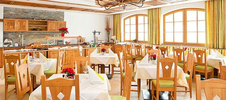Schoerhof Fruehstuecksraum