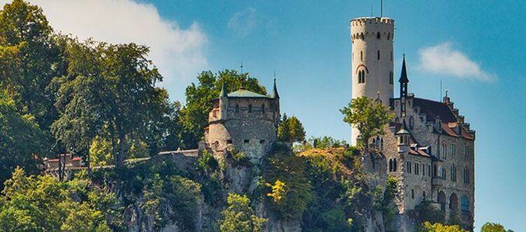 Schwaebisch Alb Schloss Lichtenstein