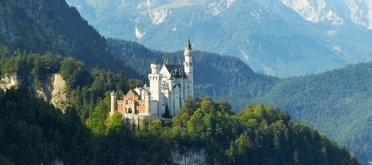 Schwangau Schloss Neuschwanstein