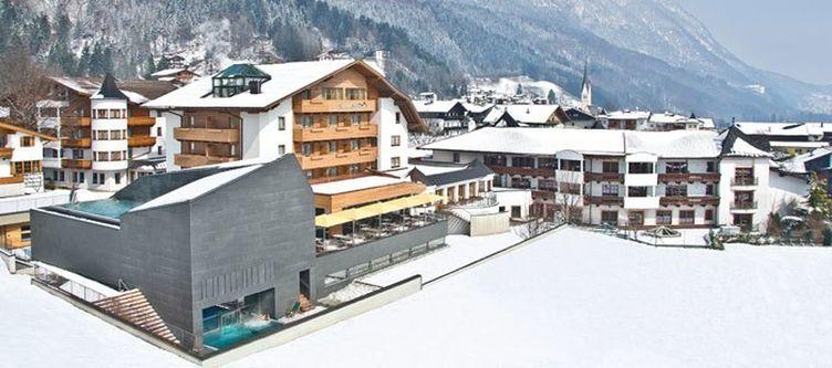 Schwarzbrunn Haus Winter
