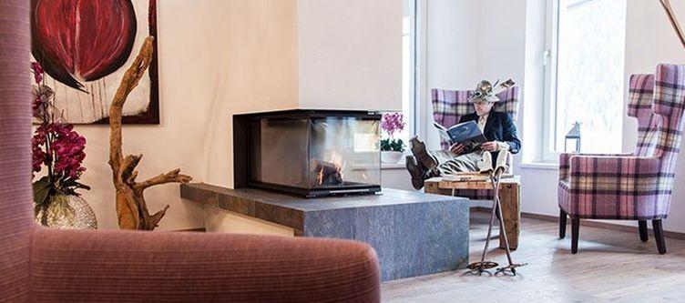 Schweiger Lounge Kamin