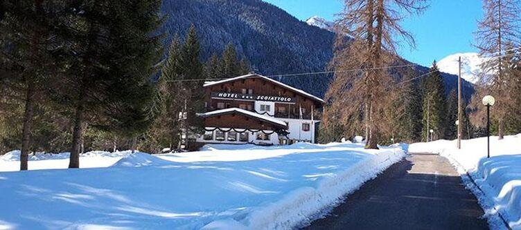 Scoiattolo Hotel Winter