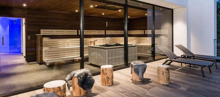 Seeber Wellness Sauna