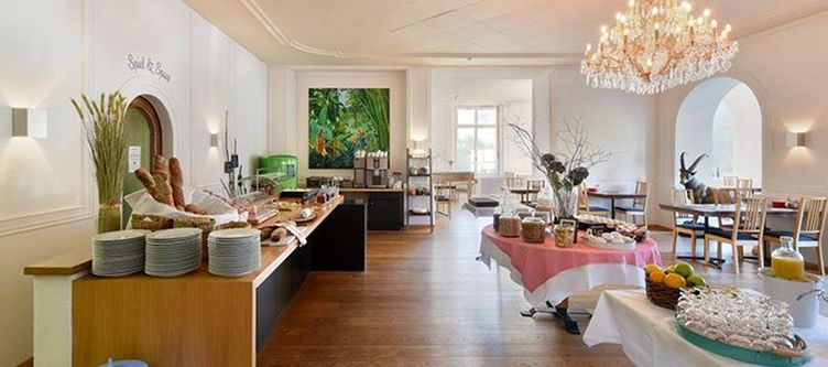 Seehof Buffet Fruehstueck