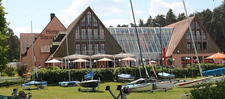 Seehof Garten