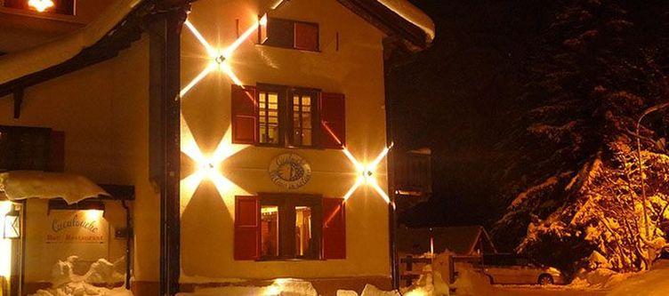 Seehof Hotel Abend