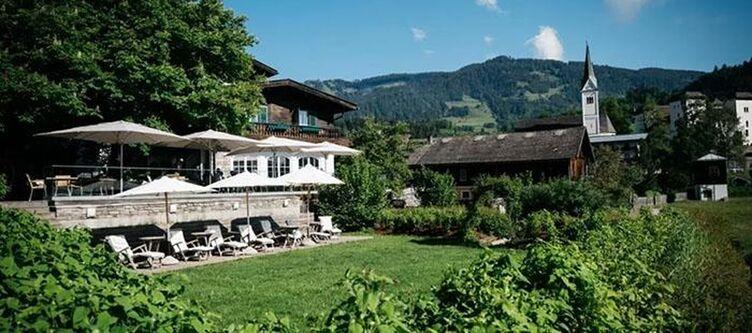 Seehof Hotel Garten