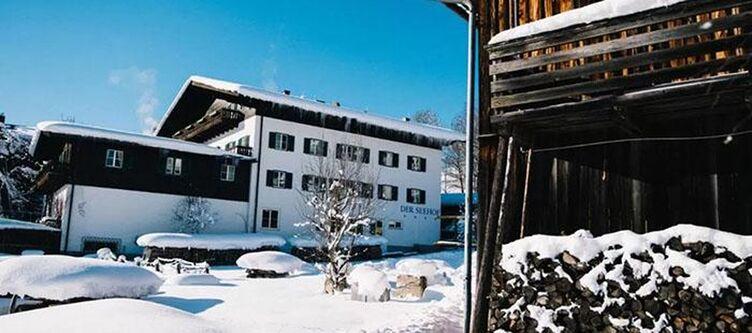 Seehof Hotel Winter