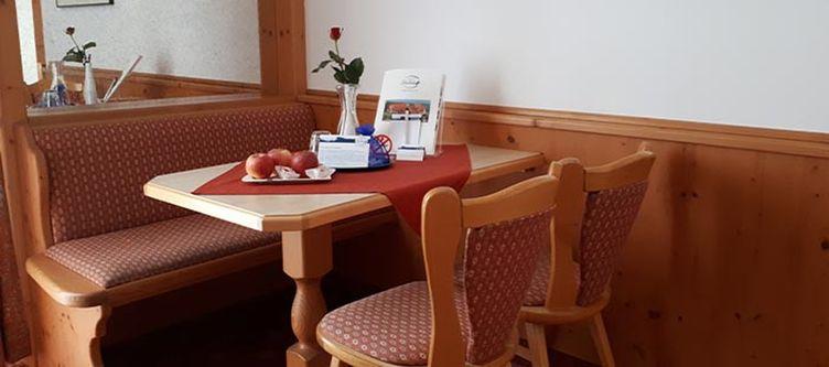 Seehof Zimmer Sitzecke