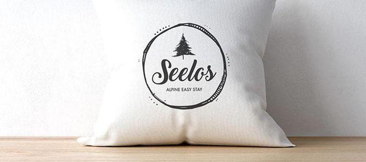 Seelos Polster Mit Logo