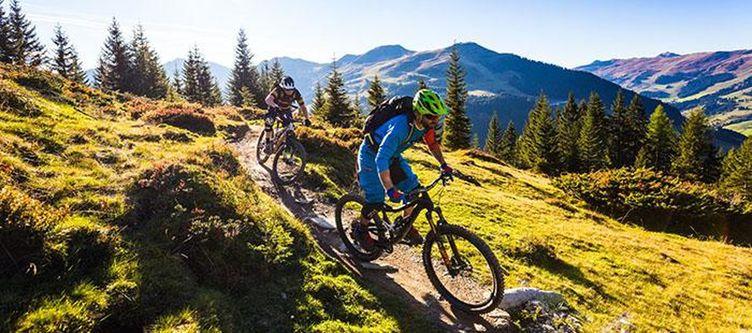 Seidlalm Mountainbiken