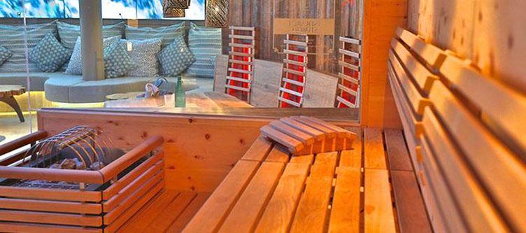 Sendlhof Wellness Sauna
