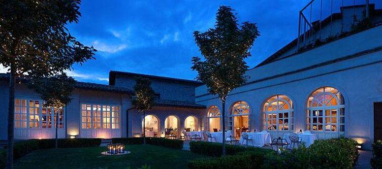 Seneca Hotel Abend