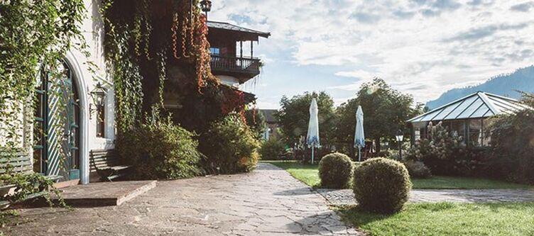 Senningerbraeu Hotel Eingang