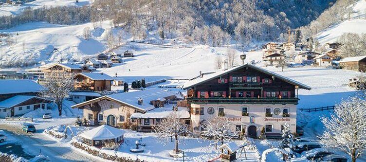 Senningerbraeu Hotel Winter