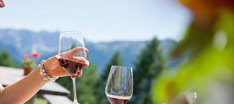 Senoner Kulinarik Wein