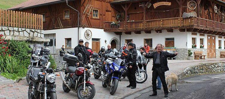 Senoner Motorrad