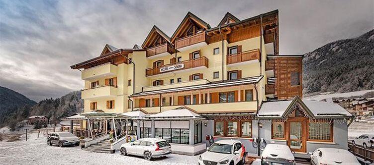 Serena Hotel Winter