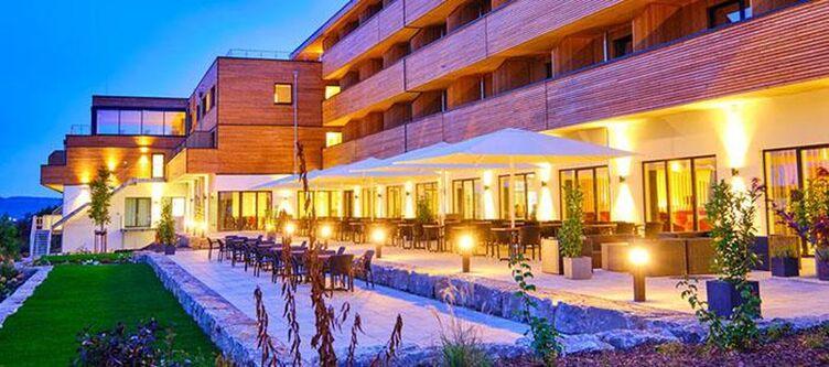 Sh Roemmert Hotel Terrasse