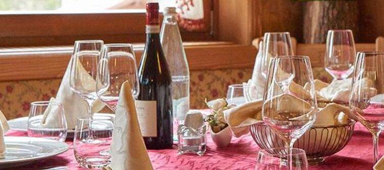 Signori Restaurant Gedeck