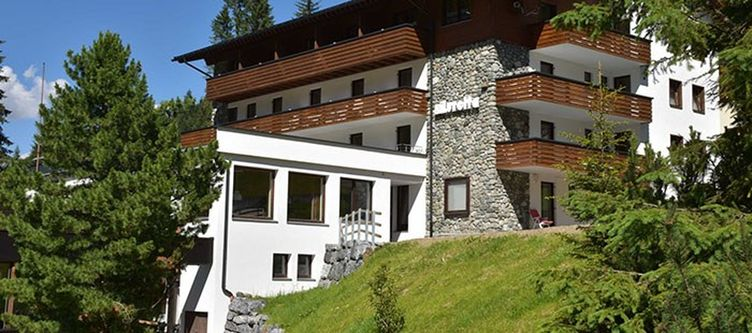 Silvretta Hotel