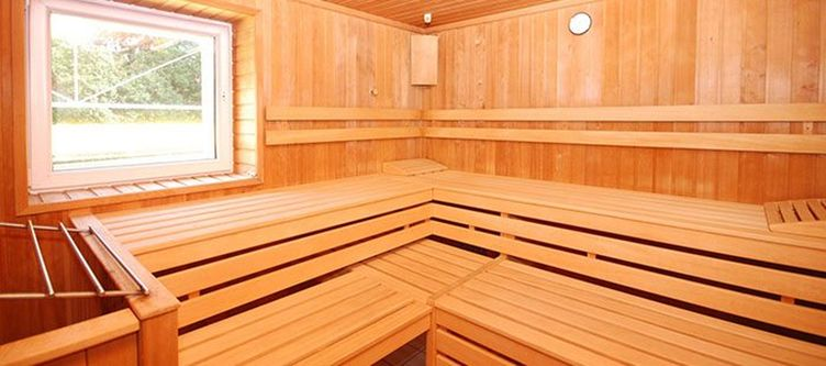 Silvretta Wellness Sauna