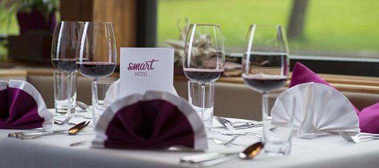 Smarthotel Restaurant Gedeck