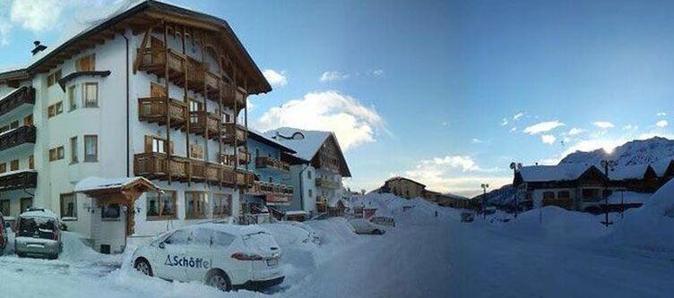Sole Hotel Winter