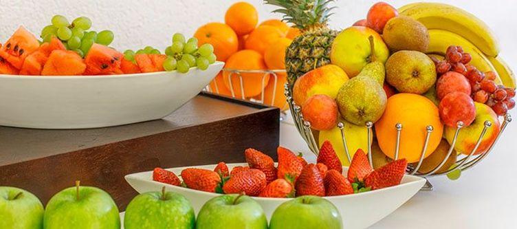 Soleo Fruehstuecksbuffet Obst
