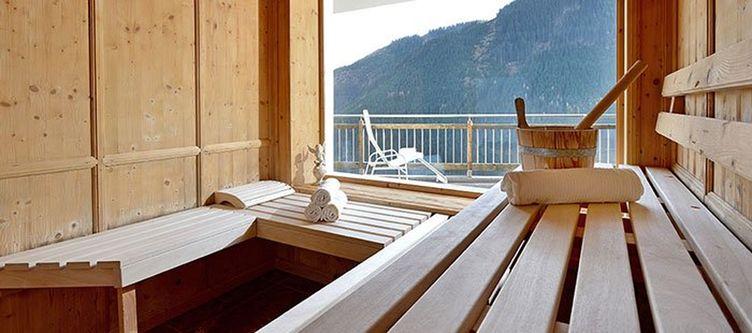 Sonderbichlhof Wellness Sauna